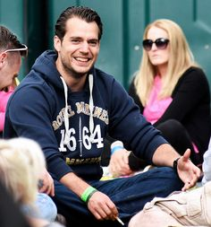 Henry Cavill at the Groove Music Festival in Bray, Ireland July 4-5, 2015