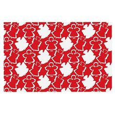 "Kess InHouse Miranda Mol ""Dancing Angels"" Red White Decorative Doormat, 24 by 36-Inch Kess InHouse http://www.amazon.com/dp/B00PI7GE3W/ref=cm_sw_r_pi_dp_Vt3Eub0V311RX"