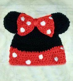 Sugar Threadly: Minnie hat ♥