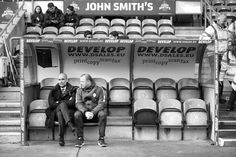 #PepGuardiola sits in the #dugout at #HuddersfieldTown ahead of #ManchesterCity's #nilnil #draw with #HTFC in the #FACup #5thRound. #JohnSmithsStadium #Huddersfield #Manchester #FACup5thRound #dsales #editorial #sportphotography #footballphotography #sporteditorial #soccerphotography #Pep #Guardiola #citeh #replay #etihadstadium #matchoftheday #motd #lowerleague #glamour