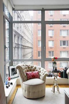 olivia palermo's tribeca apartment
