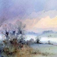 David Howell #watercolor jd