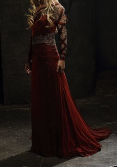 Morgause's dress from Merlin.