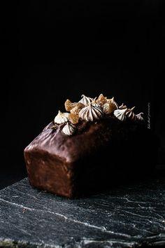 Bizcocho de chocolat