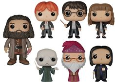 Funko Pop Harry Potter Collection