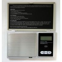 Digital Pocket Scale - 1000 grams