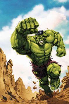 Hulk by Shane Davis