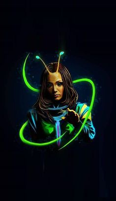 : NEON MARVELS Artwork : 18 - MANTIS 😌💚 Although, the day went all poor I'm happy with how this turned out. Got a better understanding of colour grading with this one specifically 🙈 . Marvel Dc Comics, Marvel Avengers, Marvel Heroes, Flash Comics, Drawing Cartoon Characters, Marvel Characters, Marvel Movies, Marvel Universe, Mantis Marvel