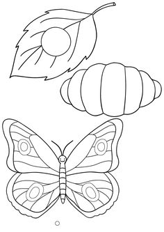 Eric Carle, Butterfly Metamorphosis, The Very Hungry Caterpillar Activities, Life Cycle Craft, Creative Writing Ideas, American Heritage Girls, Fall Coloring Pages, Butterfly Life Cycle, Butterfly Crafts