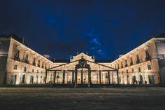 Palacio Do Correio Mor - wedding By The Wedding Portugal Unique Weddings, Cathedral, Wedding Venues, Louvre, Country, Building, Wedding Portugal, Travel, Wedding Reception Venues