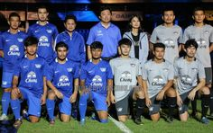 Chonburi FC 2016 Nike Home and Away Football Kit, Soccer Jersey, Shirt