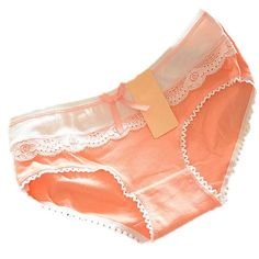 *Lovely Briefs Womens Candy Color Cotton Soft Lace Bow-Knot Underwear Briefs Knickers* Womens Briefs Color Cotton Women's Briefs, Briefs Underwear, Lace Bows, Pretty Lingerie, Candy Colors, Women Brands, Girls, Sexy Women, Clothes For Women