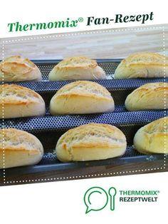 Schnelle Sonntagsbrötchen von luki79. Ein Thermomix ®️️ Rezept aus der Kategorie Brot & Brötchen auf www.rezeptwelt.de, der Thermomix ®️️ Community.