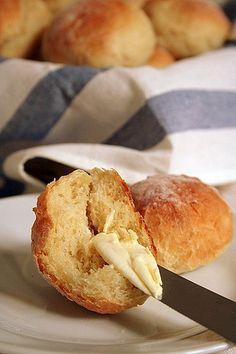 Potato Rolls  Petits Pains Patate