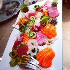 @sojusushi is the man. #sushi #sashimi #igsushichefs #igers #follow #foodporn