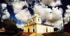Fotografía: @henryjpadilla Usando: #IgersFalcon . .  Iglesia Inmaculada Concepción. Pueblo Nuevo . .  #picoftheday #photooftheday #igersvenezuela #socialmedia #photo #sunrise  #instagood #sunset #falcon #venezuela #paraguana #elnacionalweb #phoneography #pic #share #pfgcrew #sky #puntofijoguia by @igersfalcon