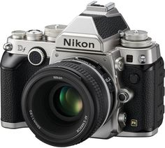 """Today was the unveiling of the not-so-secret Nikon Df (digital fusion) DSLR. While many are calling the design """"retro,"""" Nikon has really gone back to what made shooting photos easier: physical dials. Not everyone is pleased, but the goal for the company was to make a product that attempted to remove the barrier between the photographer and the photography, something that film cameras arguably did by being simple mechanical devices. As a part of the strategy, however, Nikon has also ..."""