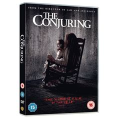 The Conjuring is an awesome movie!