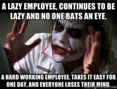 Unfortunate truth