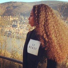 @jimandray | long curly hair
