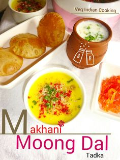 Veg Indian Cooking: MAKHANI MOONG DAL.TADKA How to make Makhani Yellow Moong Dal Tadka |   Sindhi Dal Makhani | Kids Favorite Dal Recipe    Creamy Yellow Split Moong dal is fast to cook, good to eat, very simple, healthy and tasty dal recipe, which you can make any time as very light and easy to digest.You can have this with puri, chapatti or with bread.   #dalrecipes #lentils  #indianfood  #Indianrecipes  #vegetarian  # #Recipe #vegfood #vegindiancooking