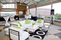 Metro Atlanta Chamber Rooftop, Atlanta Event Venue, Atlanta Wedding Venue