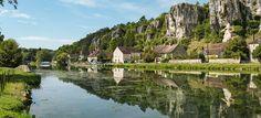 Los pueblos más hermosos de Borgoña, en Francia - Actualidadviajes
