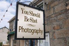 you should be shot