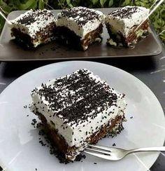Making A Bouquet, Sweet Cooking, Dessert Recipes, Desserts, Greek Recipes, Tiramisu, Food To Make, Cheesecake, Tasty