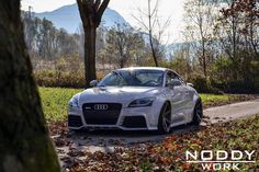 New #Audi TT rs #body kit nice