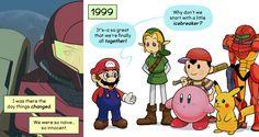 Final Smash! - A Super Smash Bros Comic