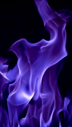 Blue, Purple, Violet, Electric blue, Water, Smoke iphone wallpaper