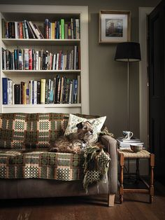 angie lewin sitting room