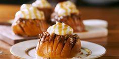 Crustless Peach Pies Are The Perfect No-Fuss Dessert Sin Gluten, Gluten Free, Apple Desserts, Dessert Recipes, Dessert Ideas, Vegan Desserts, Crustless Apple Pie Recipe, Peach Pie Recipes, Gf Recipes