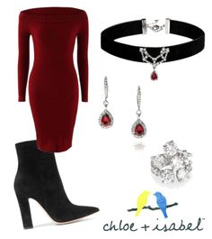 holiday pairings using chloe and isabel! www.dreamingjewels.com