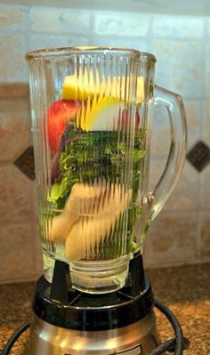 Cleansing Smoothie - could really use this right about now!