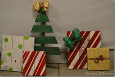 1000 ideas about Pallet Christmas Tree on Pinterest #0: 51a1485b e59dfa567b e7