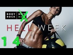 BodyRock HiitMax | Workout 71 - Burn Fat & Maximize the Afterburn with 4 n' 4 - YouTube