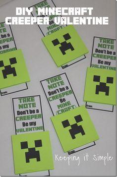 Super-Easy-Minecraft-Creeper-Valentine-with-Printable