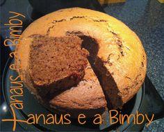 Xanaus e a Bimby: Chiffon de Chocolate na Bimby