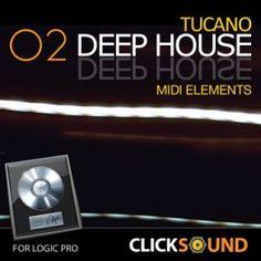 Midi organ riffs by utd recordings music loops for House music midi