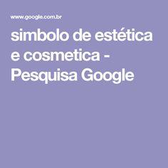 simbolo de estética e cosmetica - Pesquisa Google