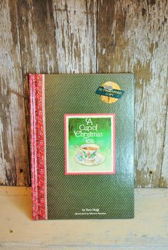 Vintage Cup of Christmas Tea AUTOGRAPHED BOOK a sweet and charming addition to any collection by Tom Hegg  Warren Hanson CHRISTMAS Love Etsy by CaitiesFleaCircus on Etsy