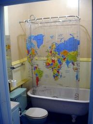Uses for Old Shower Curtains