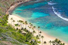 Huanama Bay Oahu, Hawaii