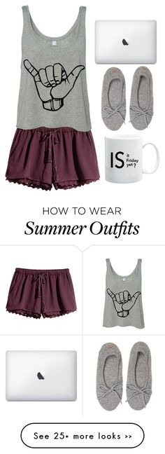 """""""Lazy day :)"""" by fashionally14 on Polyvore"""