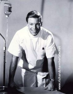 Richard Chamberlain, Dr. Kildare, season 1 DVD, now released by Warner Brothers Archive Collection