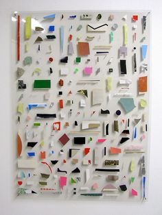 by eva vermeiren Mixed Media Collage, Collage Art, Shape Design, Design Art, Modern Art, Contemporary Art, Plastic Art, Assemblage Art, Surreal Art