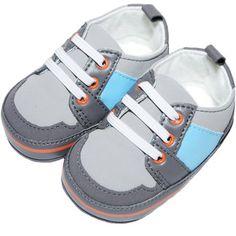 Child of Mine by Carter's  Newborn Baby Boy Retro Sneakers - Walmart.com