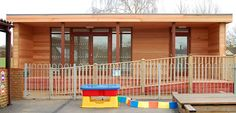 Eco-classrooms prefab up to 29 sq m